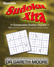 Consecutive Sudoku Volume 1